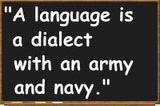 blackboard_language_Weinreich