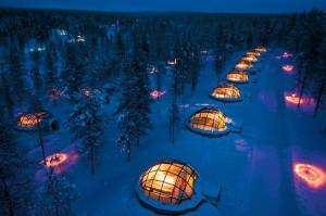 Glass Igloos