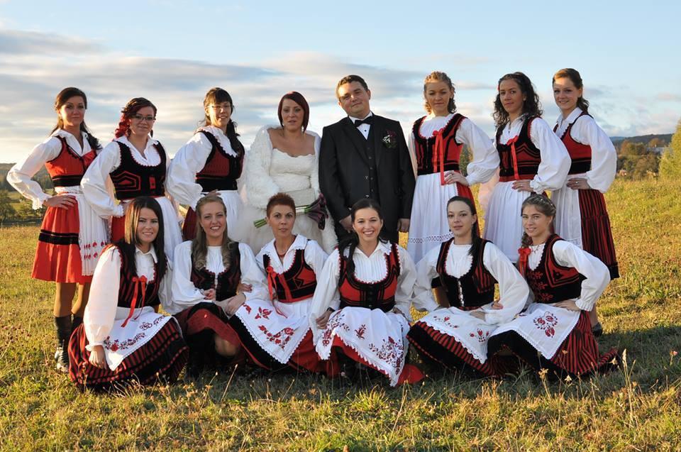 Hblogger Hungarian Canadian Wedding