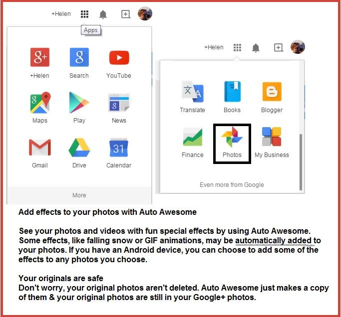 Google Auto Awesome1