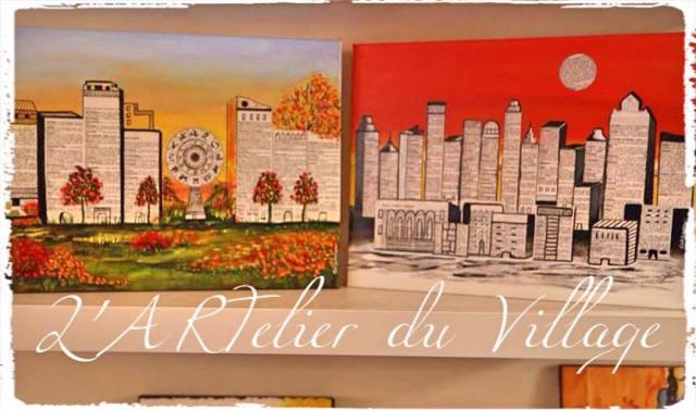 Village art