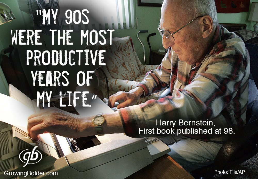 Harry Bernstein