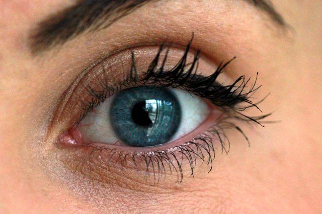 Jess's eye