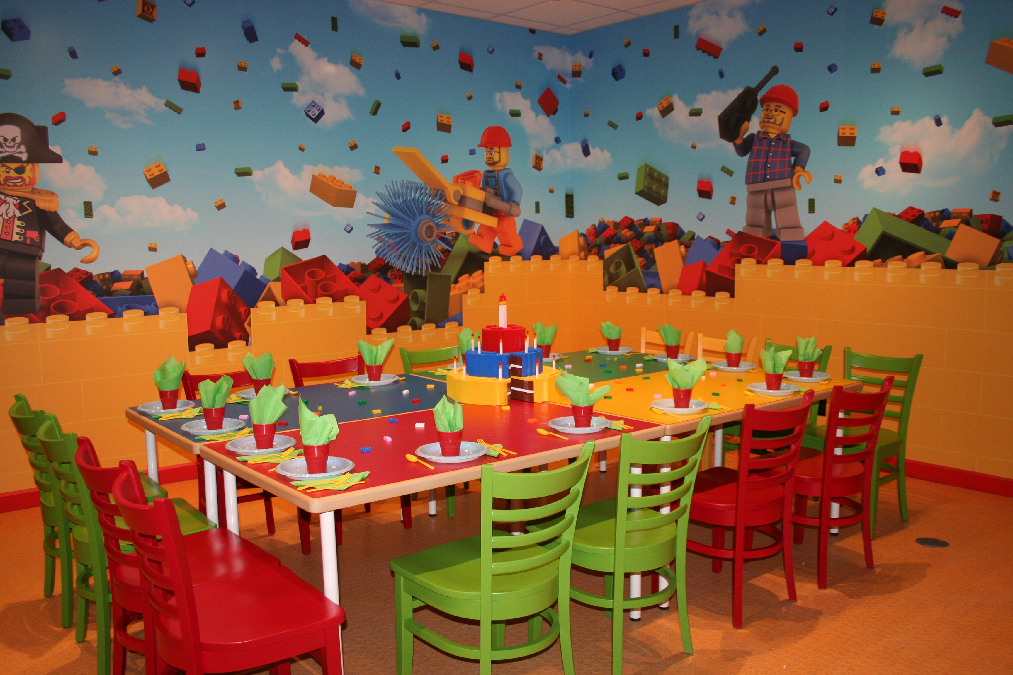 Kids Party Rooms Toronto