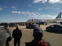 CSeries Maiden Flight-Mirabel 2013