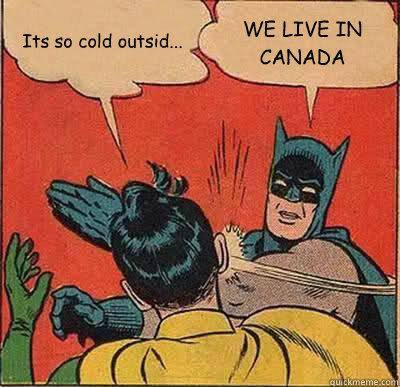 We Live in Canada