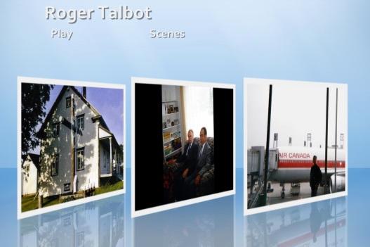 Roger Talbot DVD