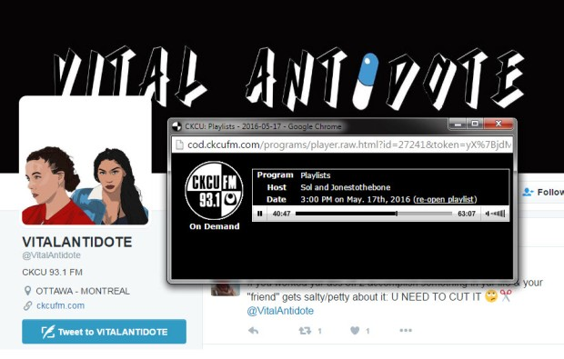 VitalAnditote Radio Station1